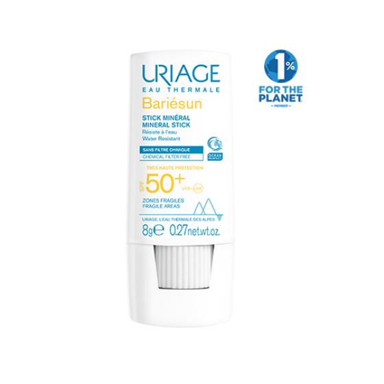 Uriage  Protetor Solar Bariésun Extra Largo Stick SPF50+ 8g