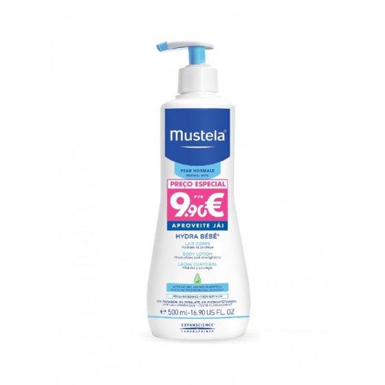Mustela Leite Corpo Hidratante Pele Normal 500 ml Preço especial