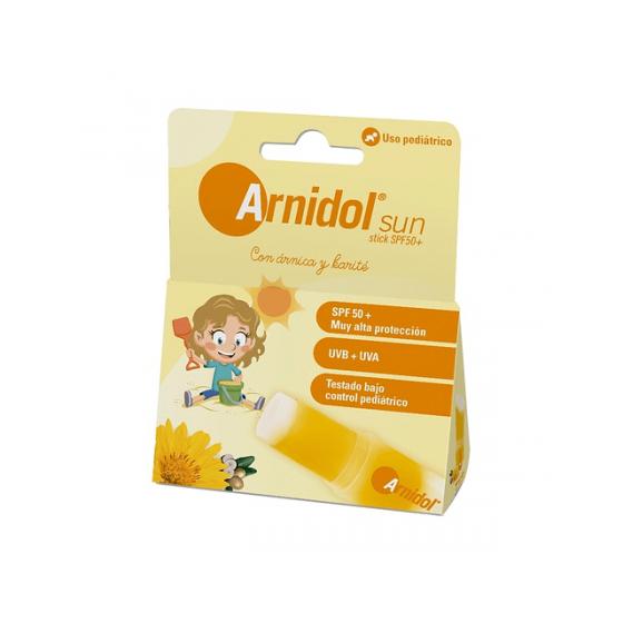 Arnidol Sun Arnic Karite Stick Spf50+ 15g