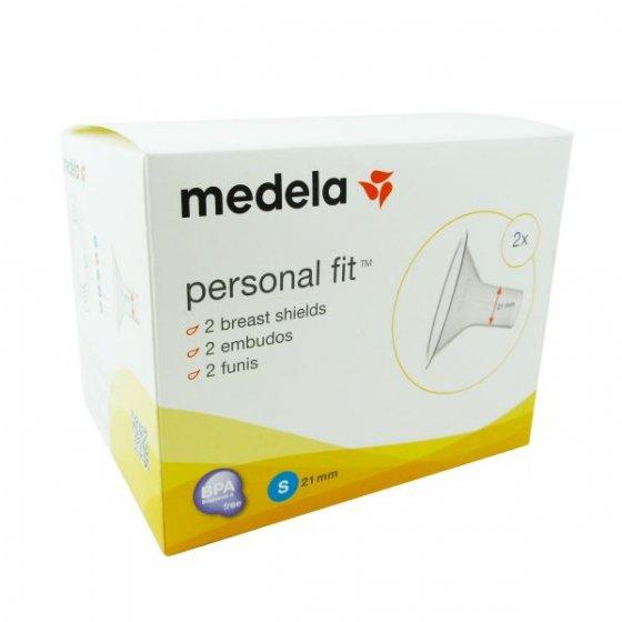 Medela Funil PersonalFit Flex Tam. S, 21mm X2