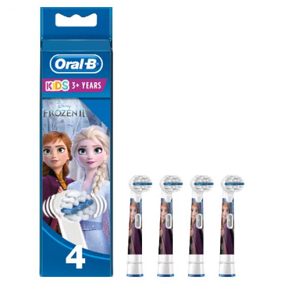 Oral B Stag Power Rec Esc Dent El Frozen X4