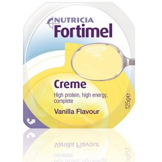 Fortimel Creme Baunilha 125 G X 4 emul oral emb