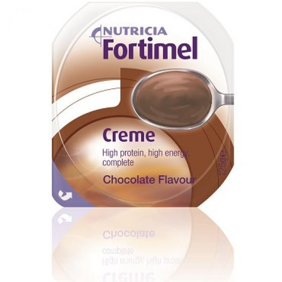 Fortimel Creme Cafe 125 G X 4 emul oral emb