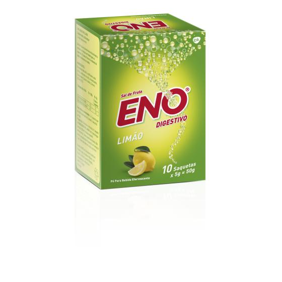 ENO Saquetas Limão 10uni