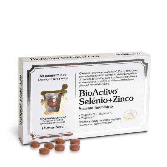 Bioactivo Selenio+Zinco Compx60 x 60 comps