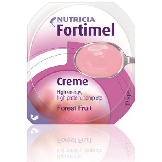 Fortimel Creme Frutos Silvestres 125 G X4 emul oral emb