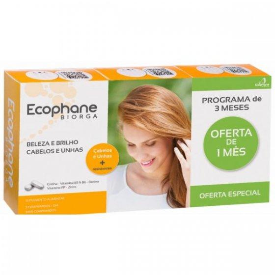 Biorga Ecophane Comprimidos 3 x 60 Unidades com Oferta de 3ª Embalagem