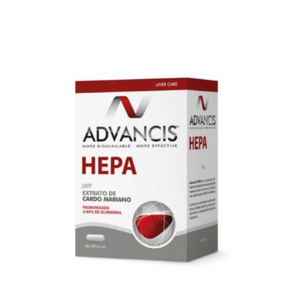 Advancis Hepa X 60 cáps