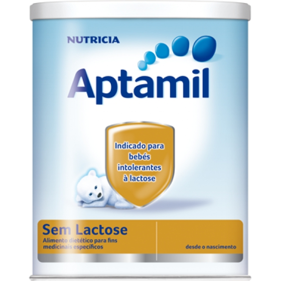 Aptamil S/Lactose Leite S/Lactose 400 G