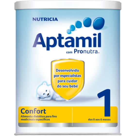 Aptamil Confort 1 Leite Lactente 400g