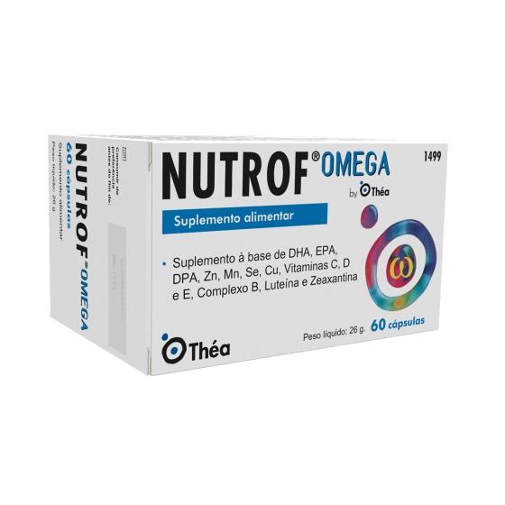 Nutrof Omega Caps X 60 cáps(s)