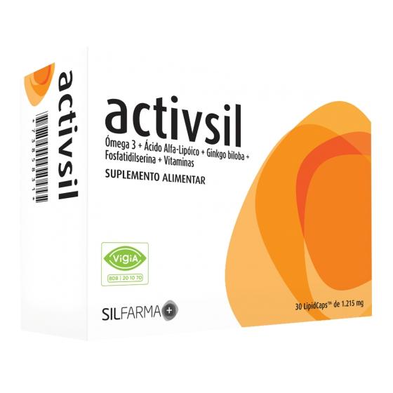 Activsil Lipid Caps X 30 cáps(s)