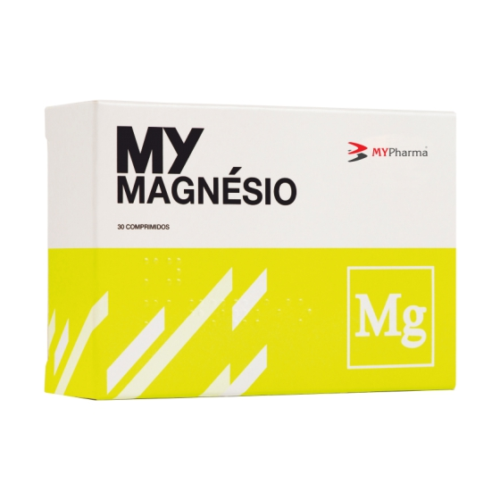 Mymagnesio Comp X 30 comps
