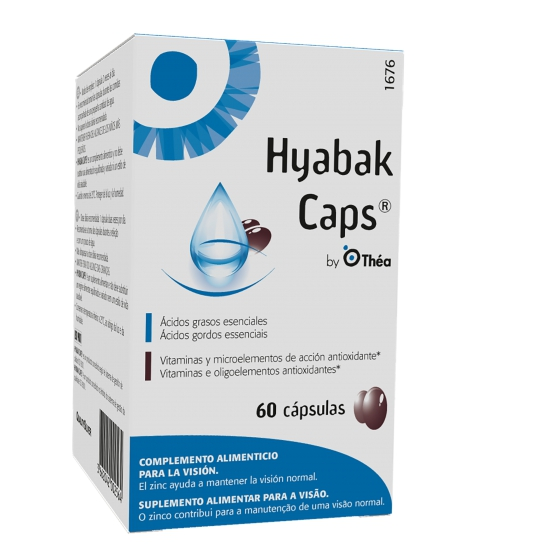 Hyabak Caps X60 cáps(s)