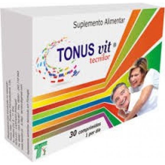 Tonus Vit Tecnilor Comp X 30 comps