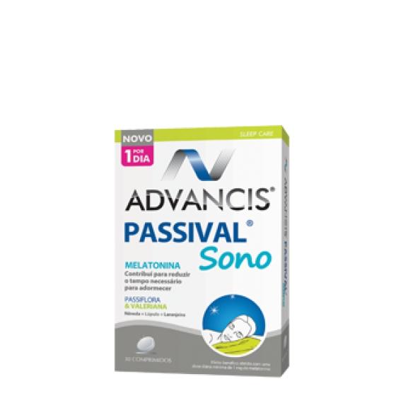 Advancis Passival Sono Comprimidos 30unid.