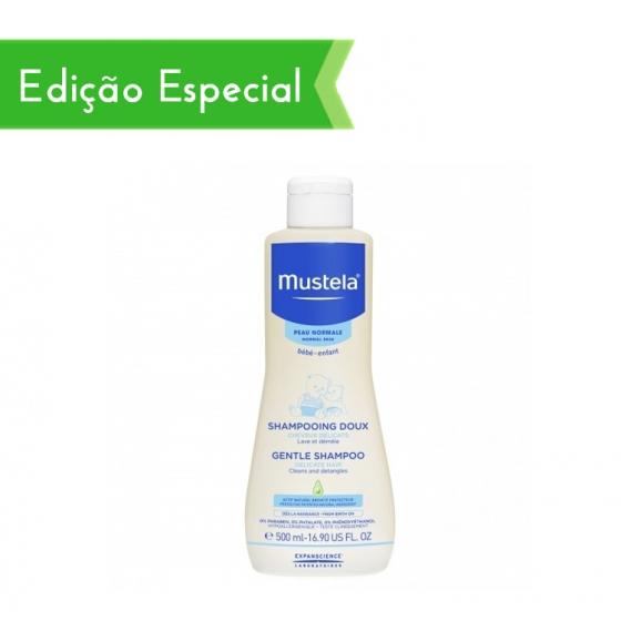 Mustela Bebé Champô 500 ml com Preço especial