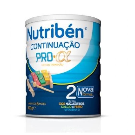 Nutriben Continua Pro-Alfa Leite Trans 800g