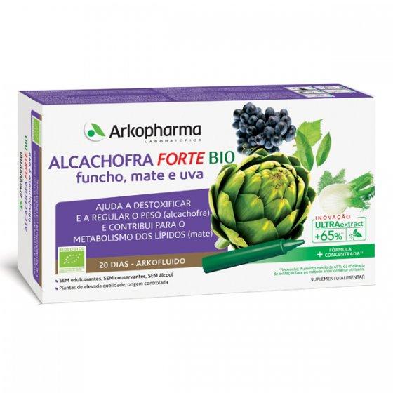 ARKOFLUIDO Alcachofra Forte 20 x 15 ml